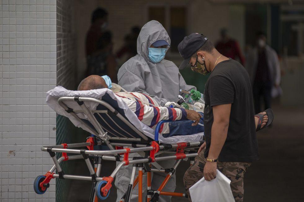 Mais de 500 já morreram na fila por leito em SP