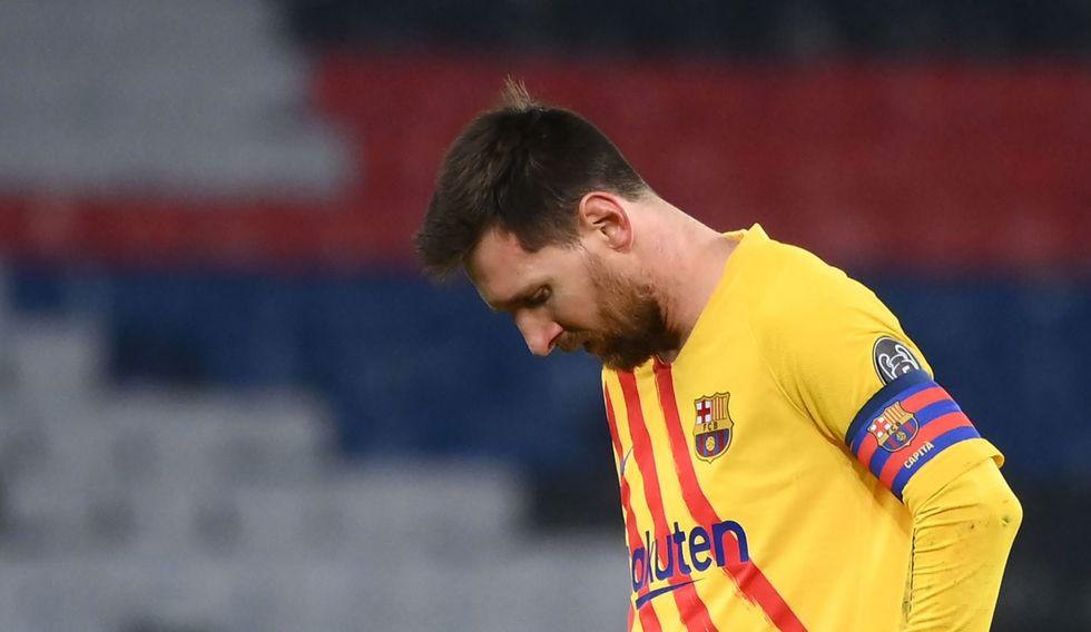 Empate classifica PSG e elimina o Barça