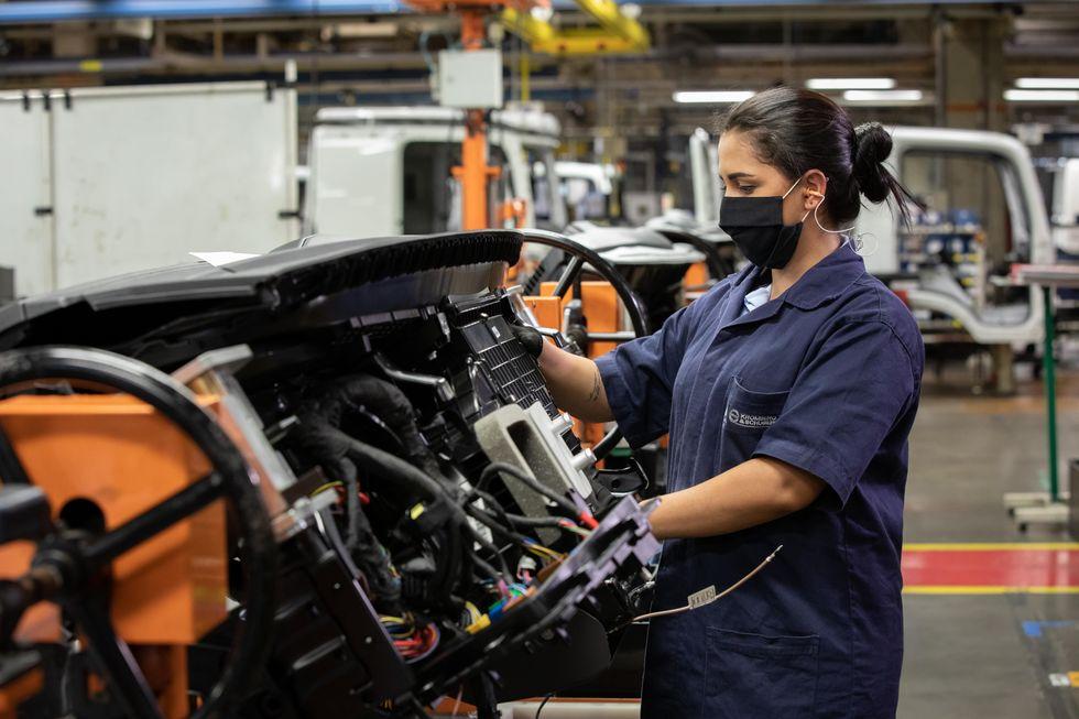 Indústria paulista opera 8% acima do nível pré-pandemia