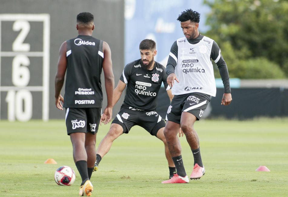 Corinthians joga com o Ituano às 22h