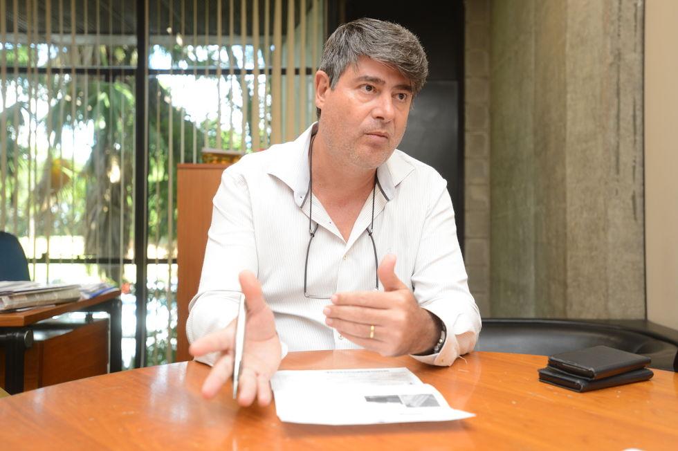 Marcelo Regalado assume a Secretaria da Fazenda