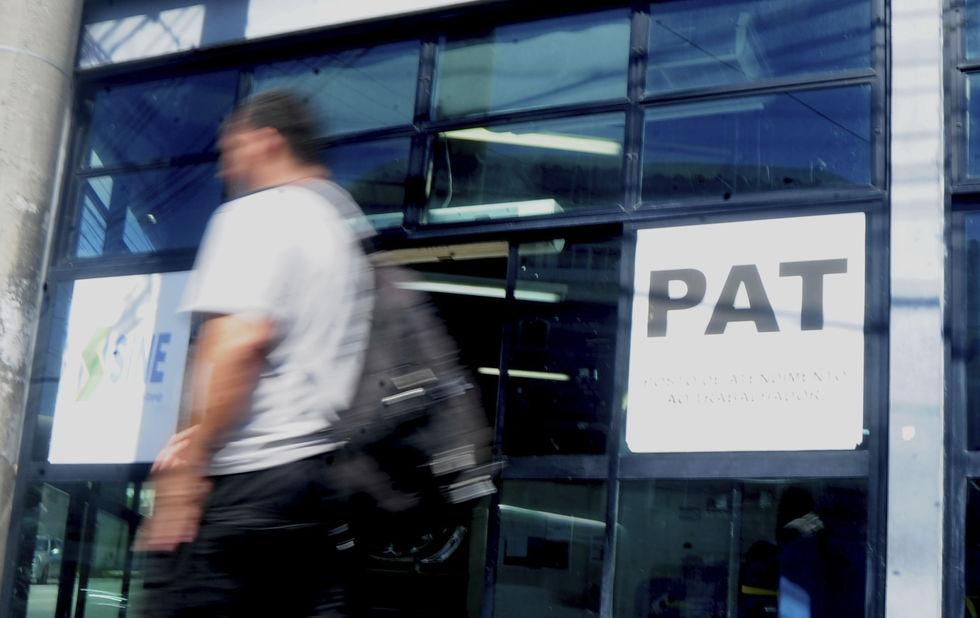 Em 2021, até o momento, o PAT inseriu no mercado de trabalho 1.191 trabalhadores. Crédito da foto: Fábio Rogério (4/1/2021)