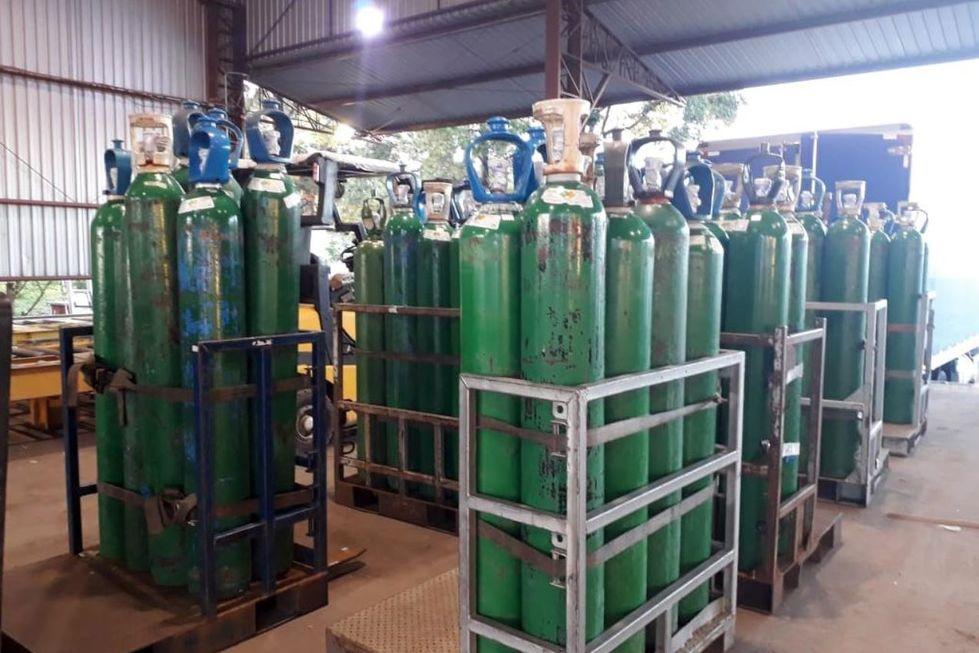 Produção de oxigênio será monitorada