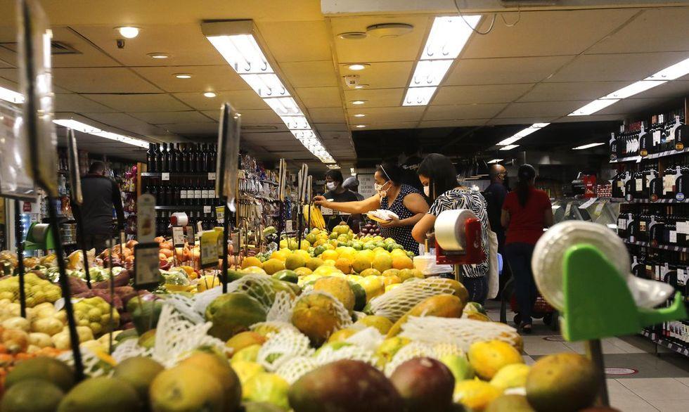 Supermercados registram alta de 12% nas vendas