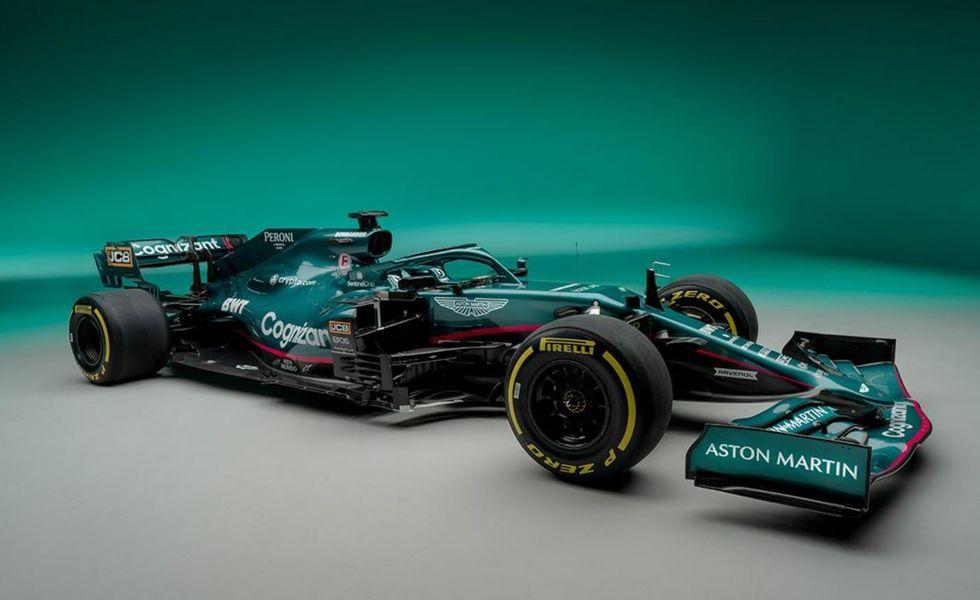 Vettel se diz entusiasmado com nova equipe