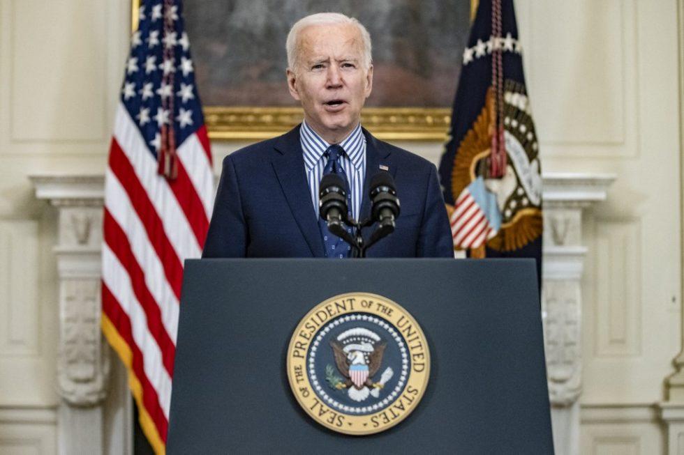 Joe Biden defende taxa maior nos EUA