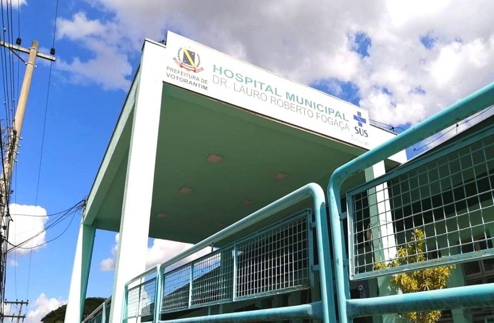 Uma ala Covid do Hospital Municipal foi fechada após queda na ocupação de leitos