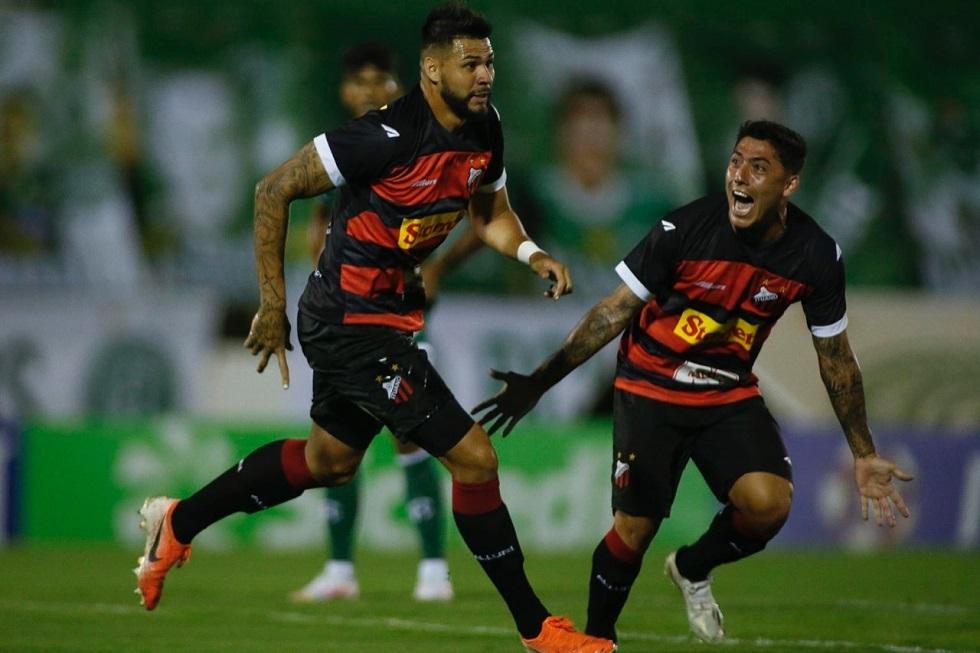 Ituano atropela o Guarani: 3 a 0