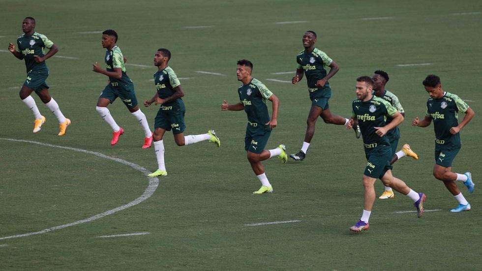 Palmeiras volta a treinar hoje