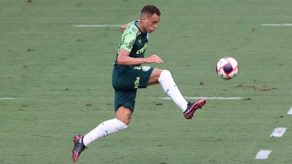 Jogadores do Palmeiras se reapresentam após título