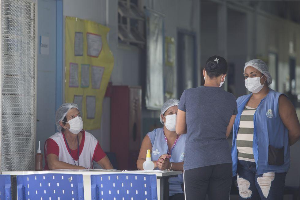 51 pessoas recebem vacina da Covid ao invés da de gripe