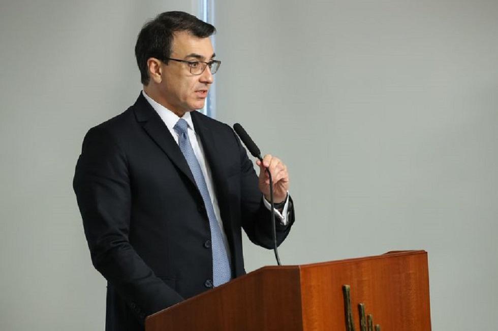 Solenidade de Transmissão de Cargo ao Ministro de Estado das Relações Exteriores, Embaixador Carlos França. Foto: Marcos Corrêa/PR
