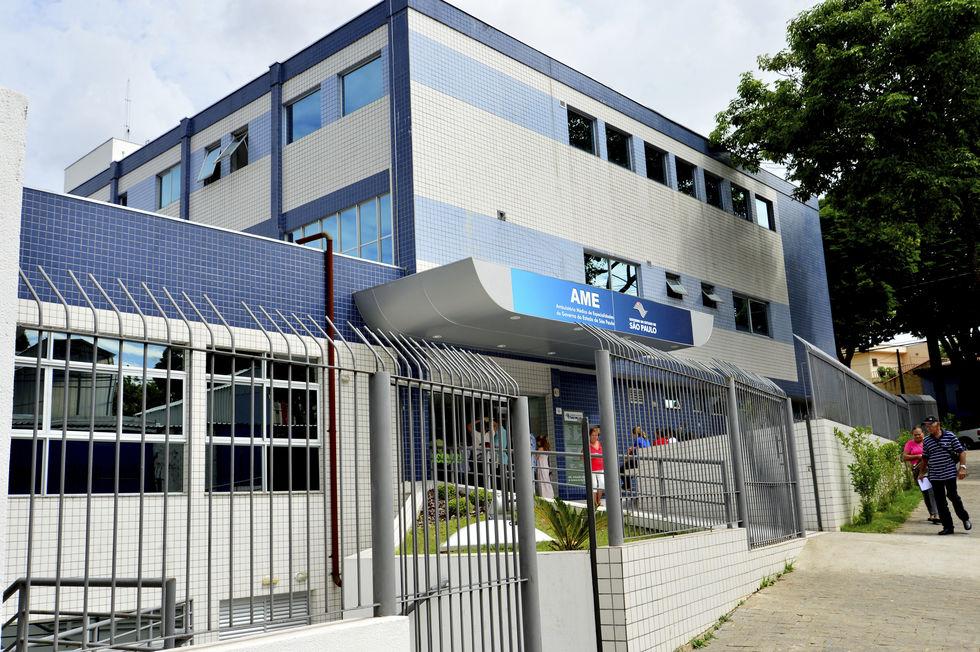 AME de Sorocaba atende como hospital de campanha