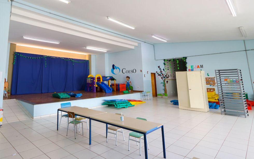 Secretaria da Educação suspende funcionamento do CEI no Jardim Rodrigo