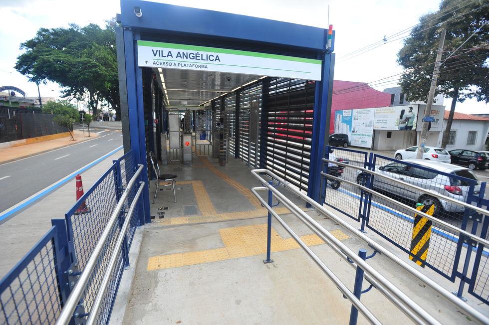 Corredor BRT da avenida Ipanema passa por testes sem passageiros
