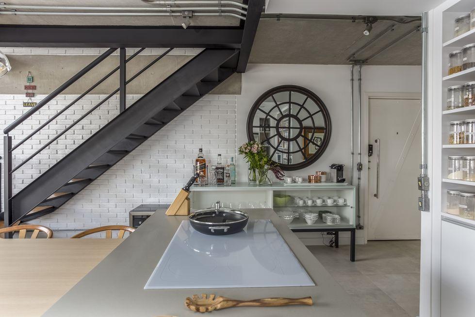 Cozinhas ganharam a preferência das famílias nos últimos tempos