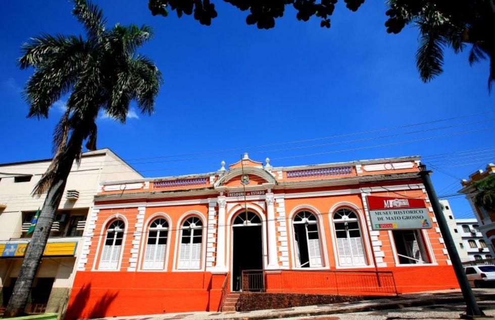 Cuiabá: do colonial ao modernismo