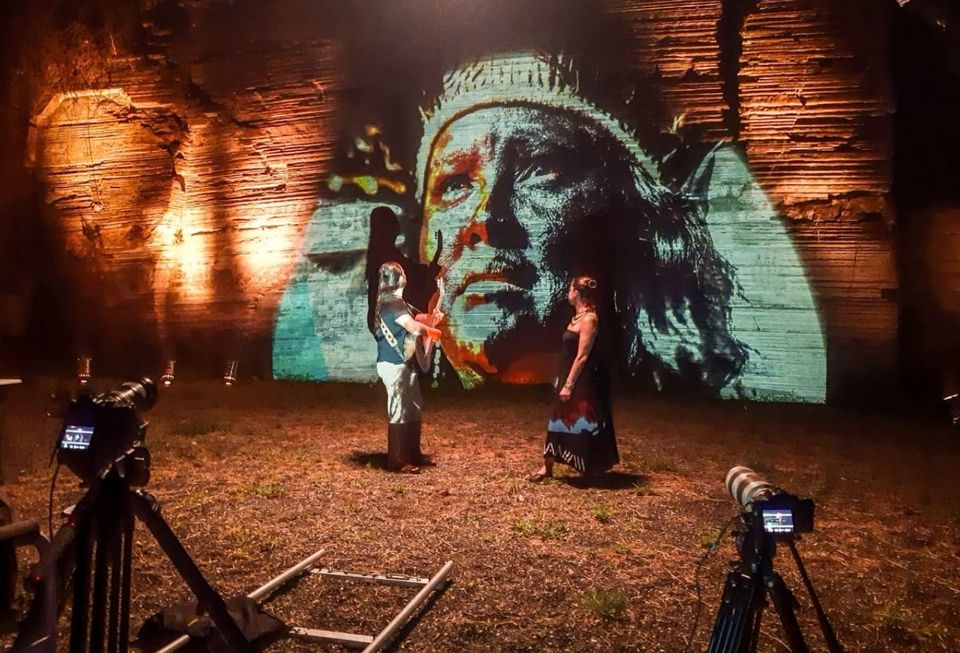 Espetáculo 'Nhanderuvuçu' ganha versão audiovisual