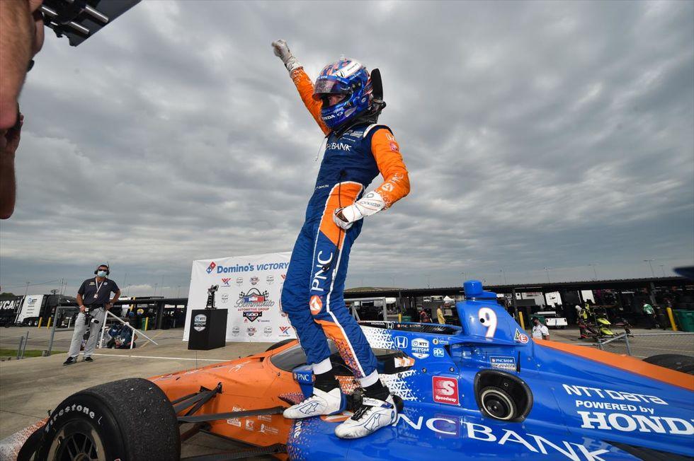 GP do Alabama abre temporada da Indy