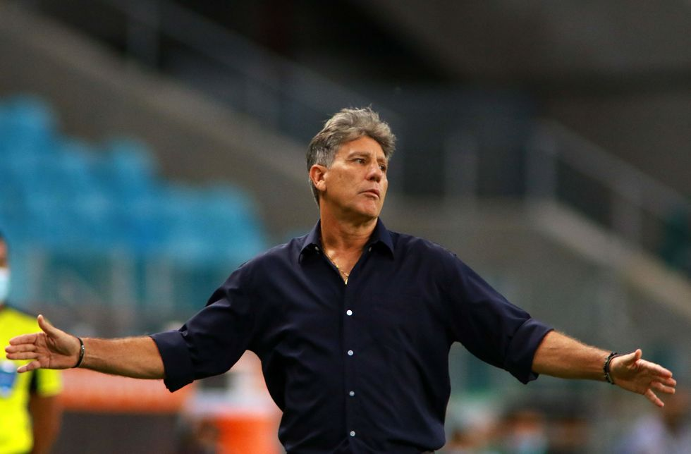 Grêmio tem desfalques por Covid-19