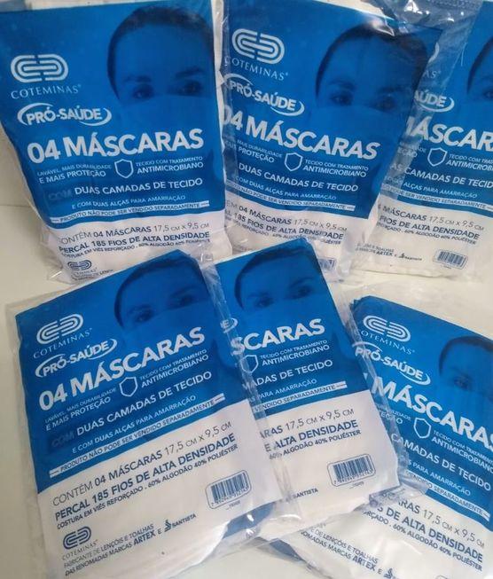 Presença: Iguatemi doa 70 mil máscaras