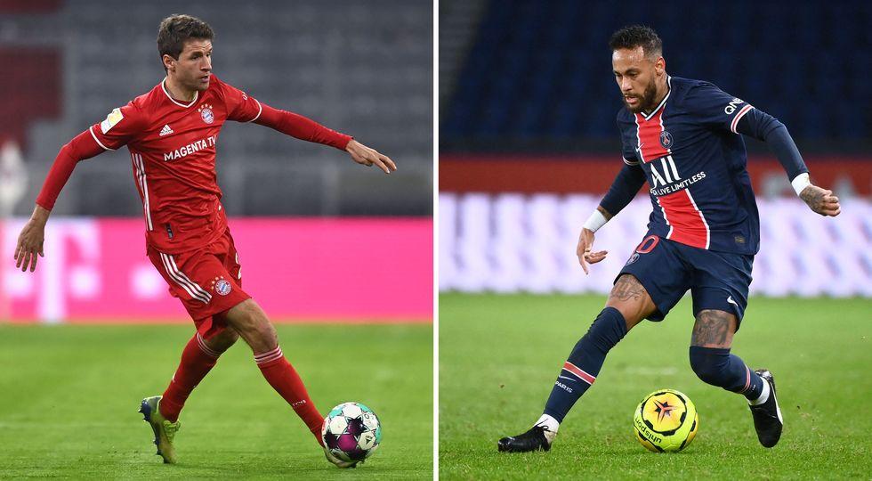PSG e Bayern jogam por semifinal da Liga dos Campeões