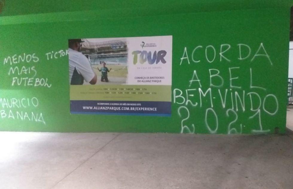 Palmeiras precisa dar resposta hoje