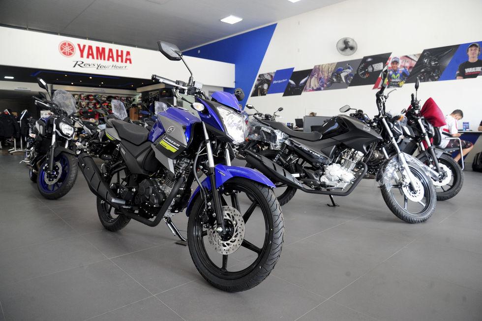 Produção de motos recupera-se em março