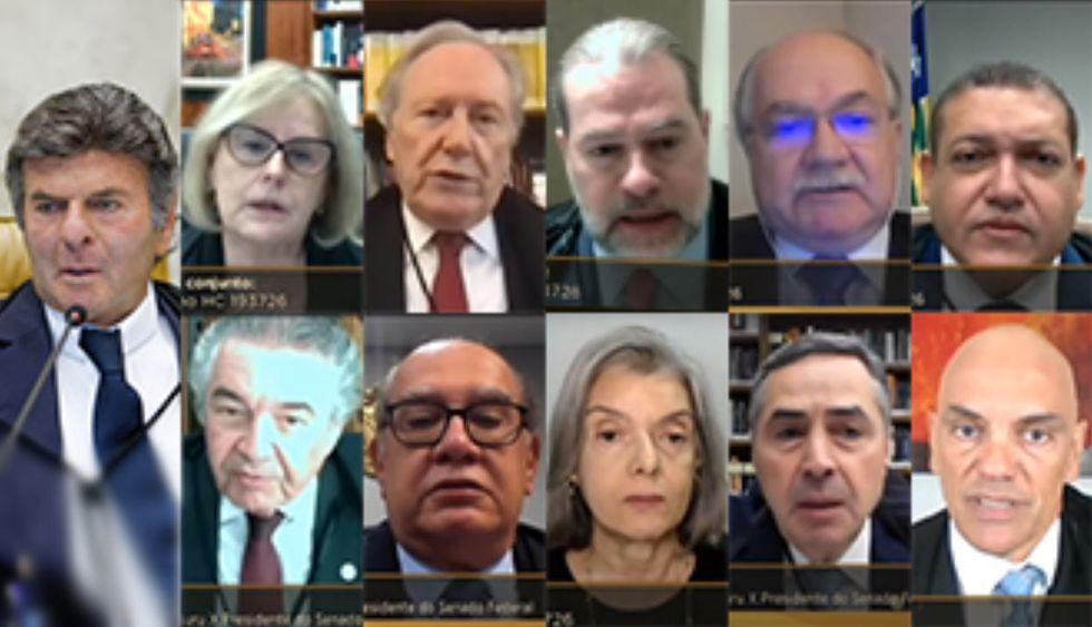 STF confirma abertura de CPI da Covid e leva caso de Lula a plenário