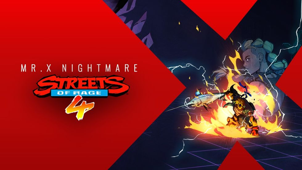 'Streets of Rage 4' tem expansão e novos conteúdos