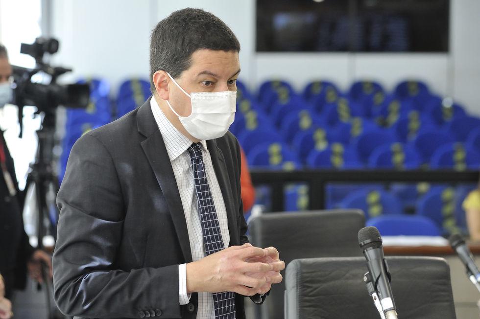 Vacina Sorocaba é louvável, diz vereador