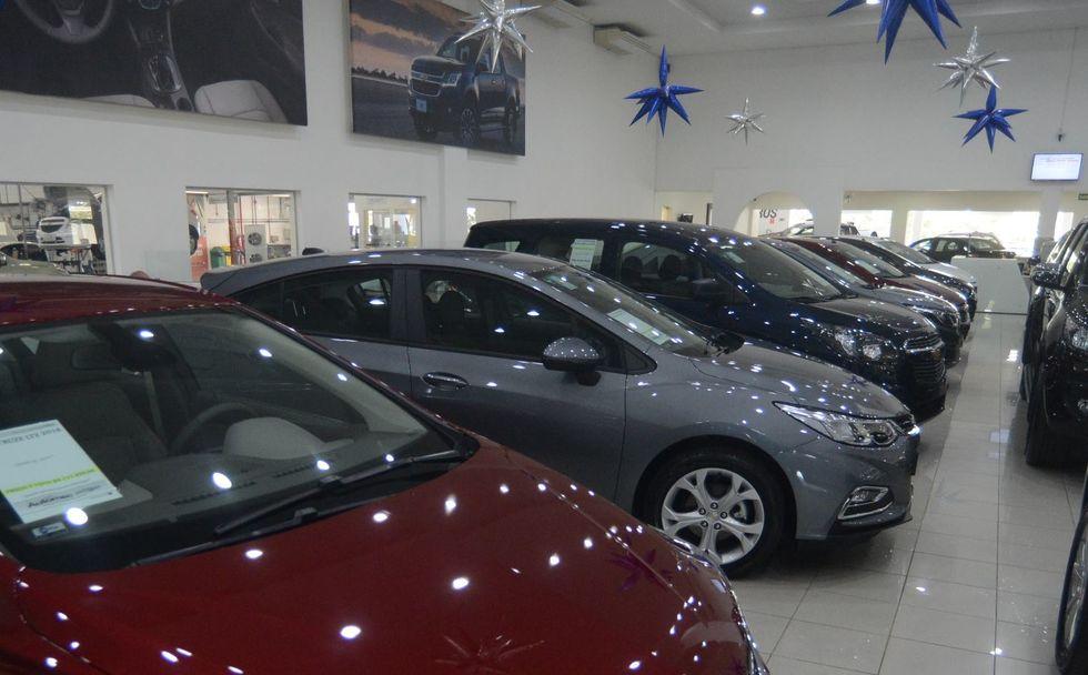 Vendas de veículos sobem 13,2% em março